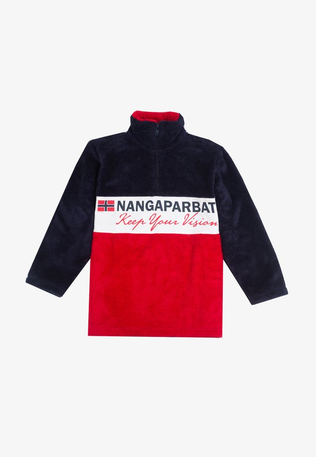 NANGAPARBAT - Fleece jumper - white