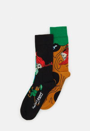 ADULT GIFT 2 PACK - Socks - black