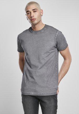 MÄNNER GRUNGE - T-shirt basic - asphalt
