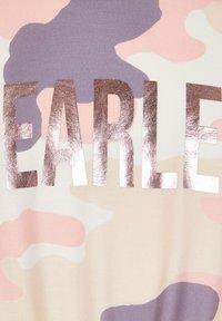 River Island - T-shirt print - pink - 2