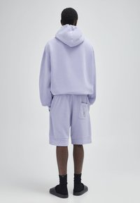 PULL&BEAR - Shorts - mauve - 1