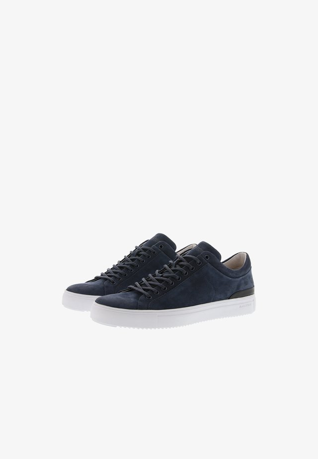 Sneakers laag - dark/blue denim