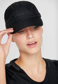 Nike Performance - AERO - Cap - black/white - 4