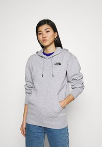 The North Face - ESSENTIAL HOODIE - Hoodie - tnf light grey heather - 0