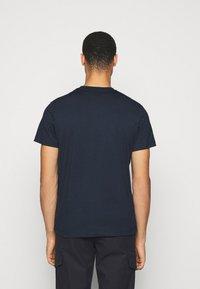 Colmar Originals - FIFTH - Print T-shirt - navy - 2