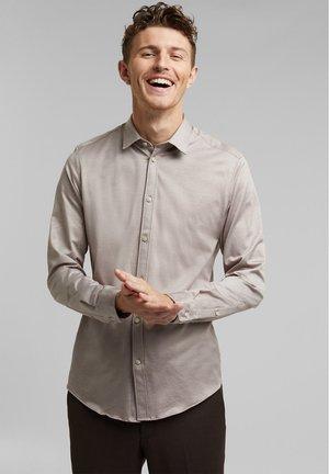 Formal shirt - taupe