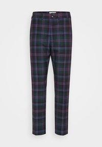 Vivienne Westwood - GEORGE  - Trousers - purple/green - 3