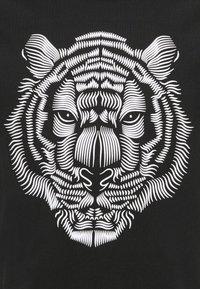 Antony Morato - SLIM FIT WITH DOUBLE LAYER - T-shirt print - nero - 3
