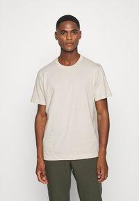 ARKET - T-shirt basic - beige dusty light - 0