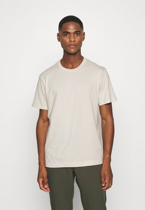 T-SHIRT - Basic T-shirt - beige dusty light