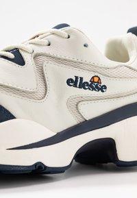 Ellesse - INDUS - Trainers - offwhite/dark blue - 2