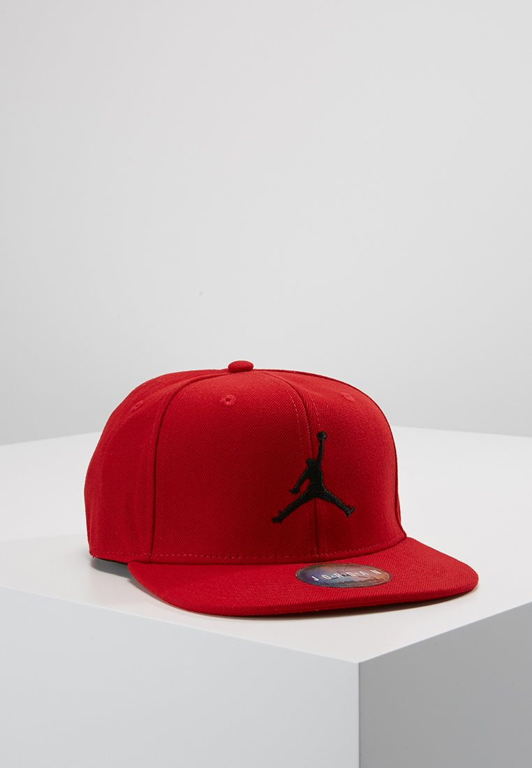 Jordan - JUMPMAN SNAPBACK - Cap - gym red