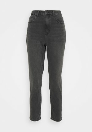 CURVY MOM  - Slim fit jeans - washed black
