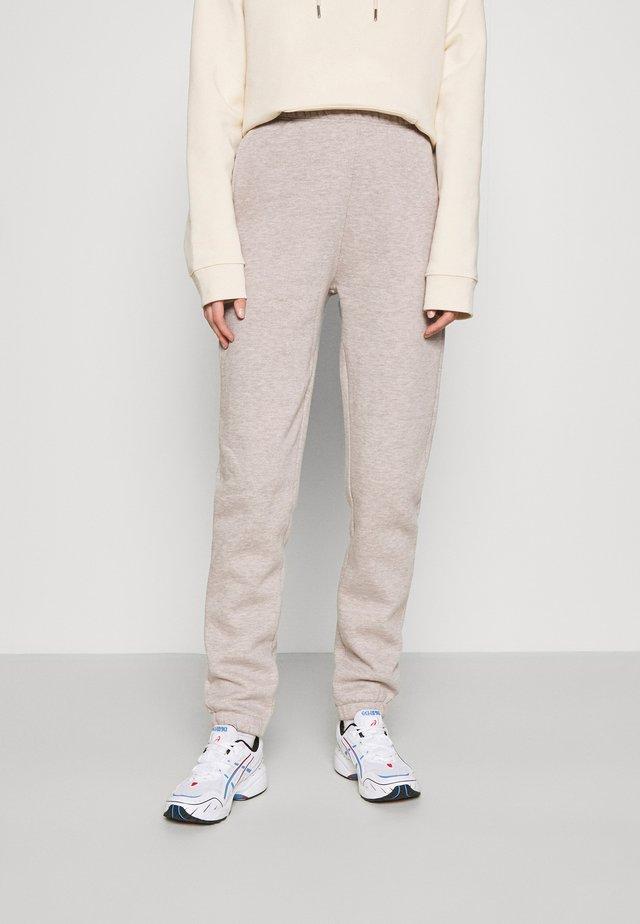 COZY PANTS - Pantalones deportivos - nougat