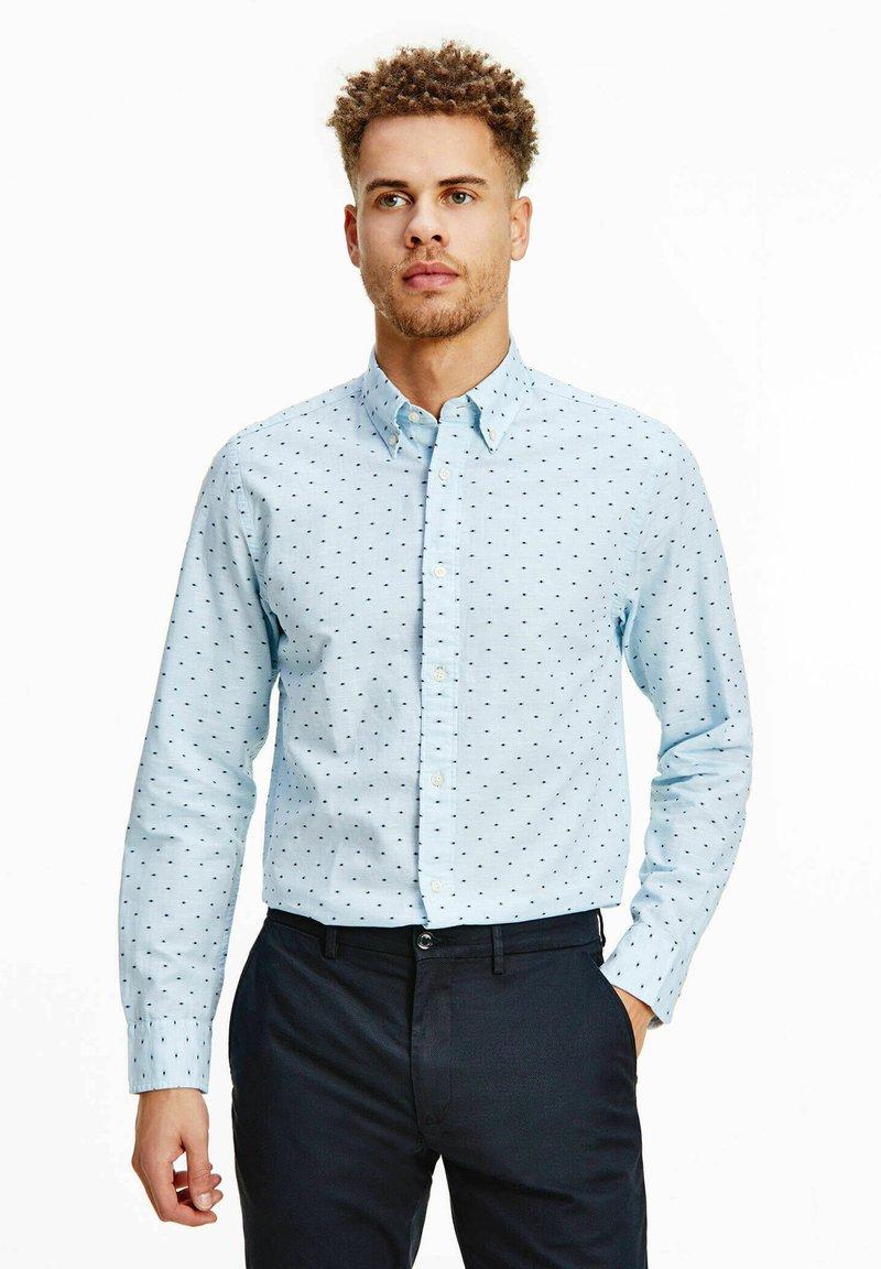 Tommy Hilfiger - Formal shirt - marine