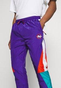 NAUTICA COMPETITION - LASTAGE - Pantalones deportivos - purple - 3