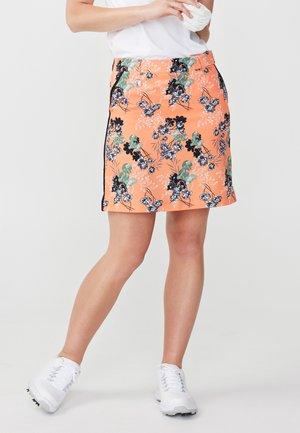 KIA  - Sports skirt - hermosa cantaloupe