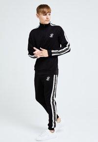 Illusive London Juniors - DIVERGE  - Sweatshirt - black gold  white - 0