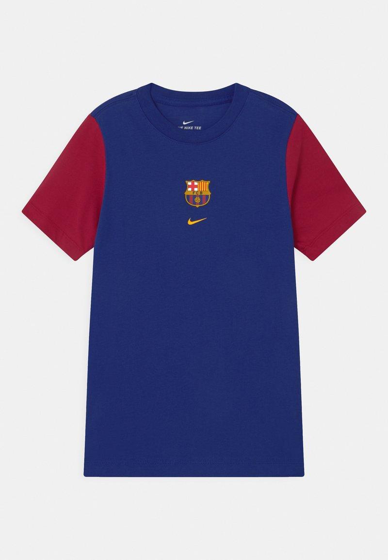 Nike Performance - FC BARCELONA EL CLASICO - Triko spotiskem - deep royal blue
