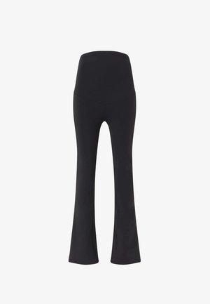 COMFORT FLARE MATERNITY  - Teplákové kalhoty - black