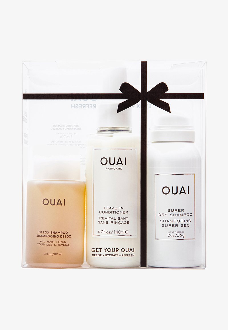 Ouai - GET YOUR OUAI KIT - Hair set - -