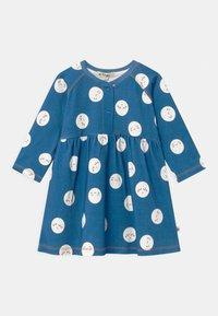 The Bonnie Mob - Jersey dress - blue - 0