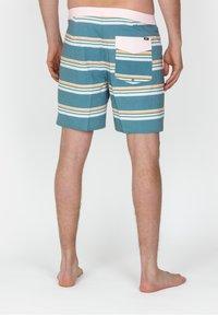 Roark - CHILLER KASBAHS - Swimming shorts - marine blue - 1