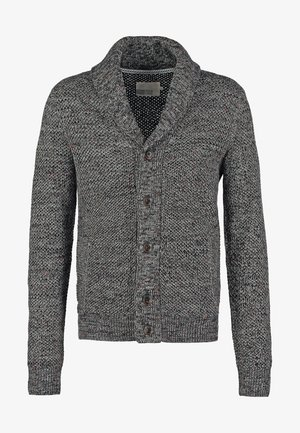 Gilet - dark grey melange
