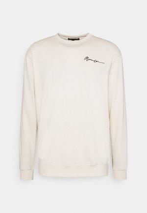 UNISEX ESSENTIAL  - Sweatshirt - cream
