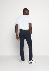 Urban Threads - WIDE FIT HEAN - Relaxed fit jeans - blue denim - 2