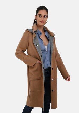 MARILOU - Winter coat - brown