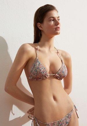 Bikini top - green
