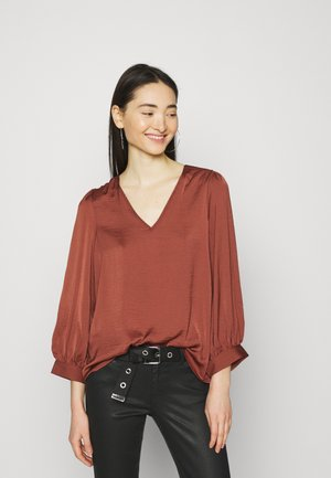 VMLIV - Long sleeved top - sable