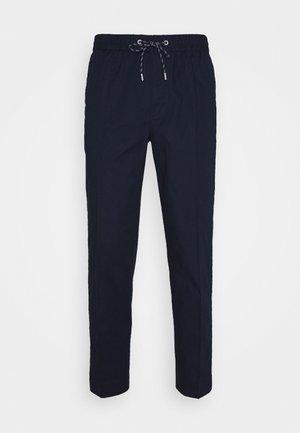 OXFORD MODERN PANT  - Trousers - dark midnight