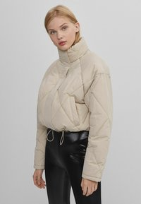 Bershka - Light jacket - beige - 0