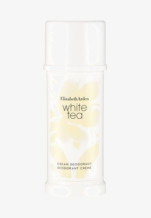 WHITE TEA DEODORANT CREAM - Deodorant - -
