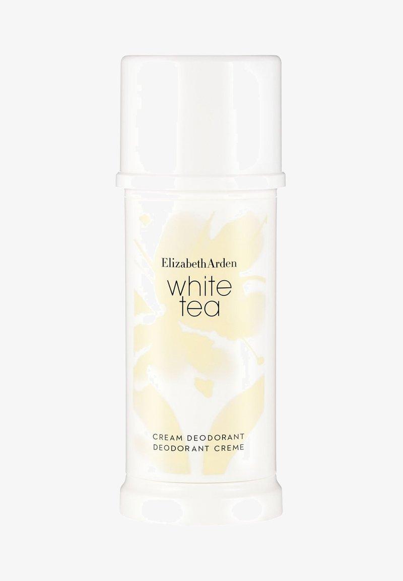 Elizabeth Arden - WHITE TEA DEODORANT CREAM - Deodorant - -