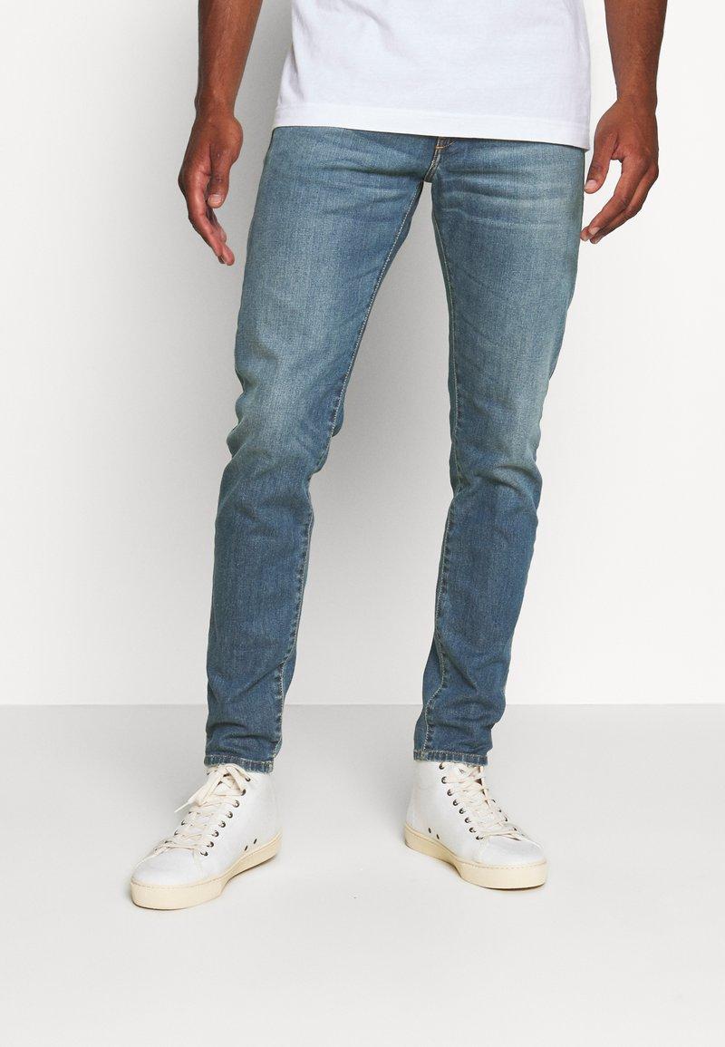 Diesel - D-STRUKT - Jeans Tapered Fit - indigo