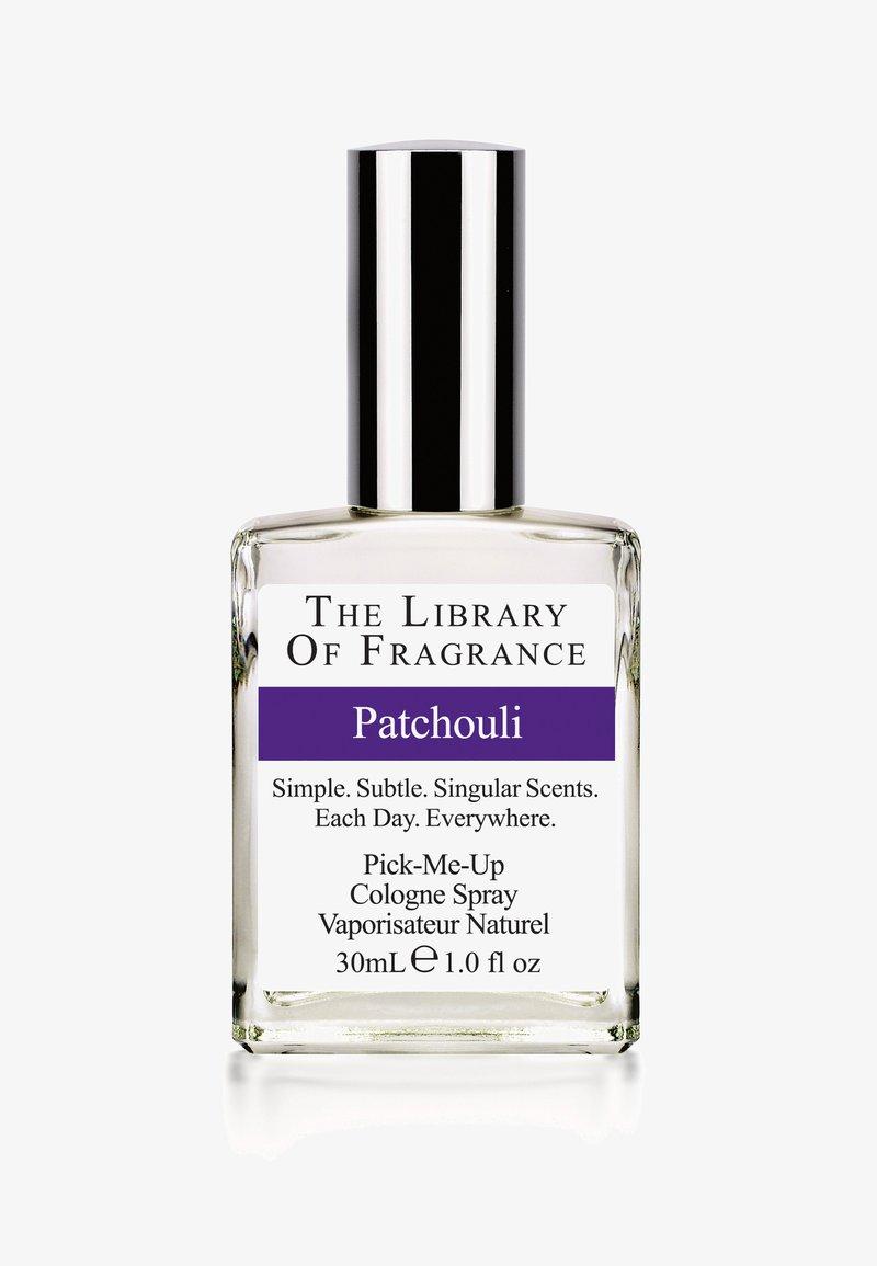 The Library of Fragrance - EAU DE COLOGNE - Eau de Cologne - patchouli