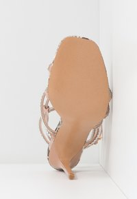 River Island Wide Fit - Sandali con tacco - pink light - 6
