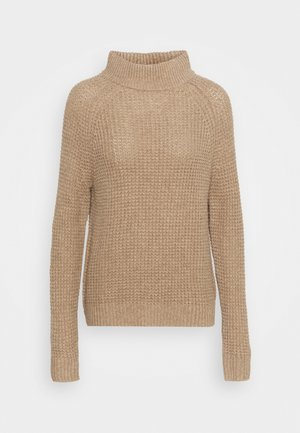 TURTLENECK - Jumper - beige