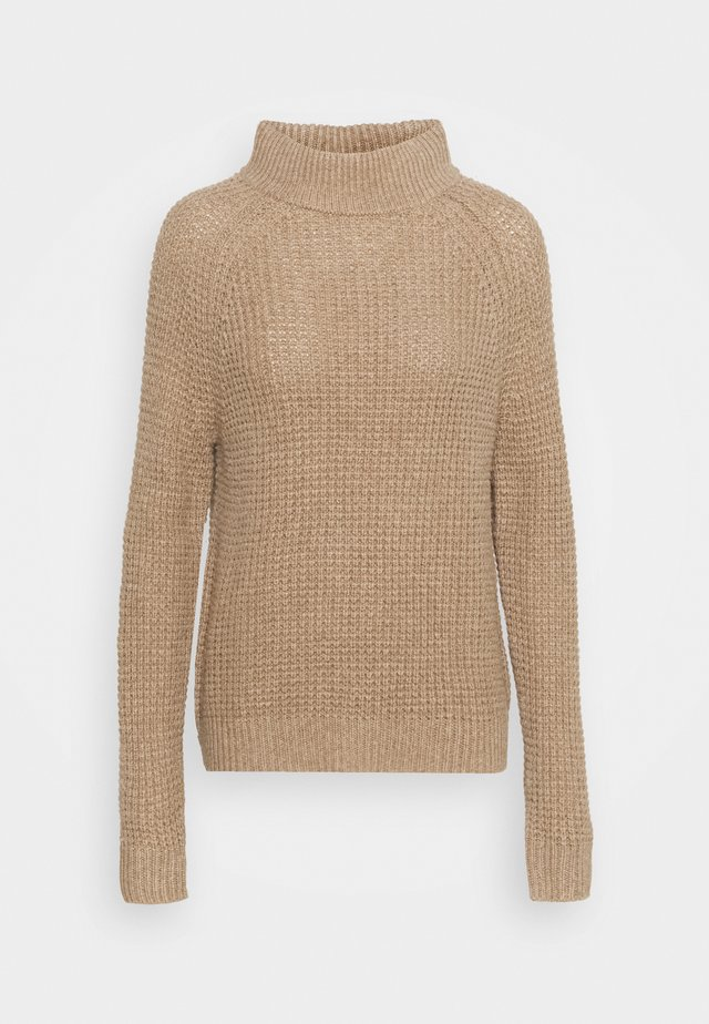 TURTLENECK - Trui - beige