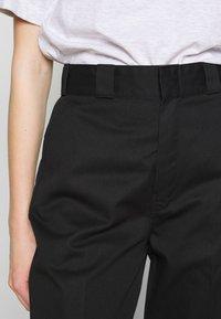 Dickies - ELIZAVILLE - Trousers - black - 3