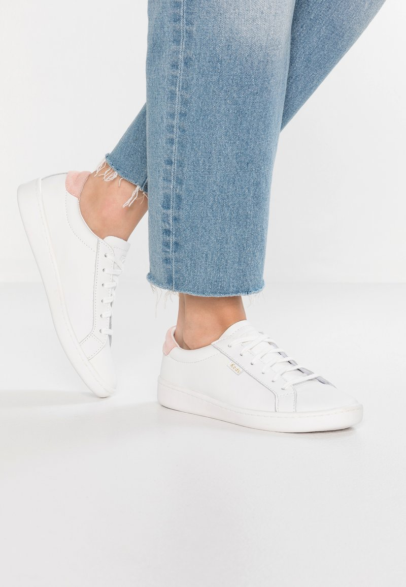 Keds - ACE CORE - Trainers - white/blush