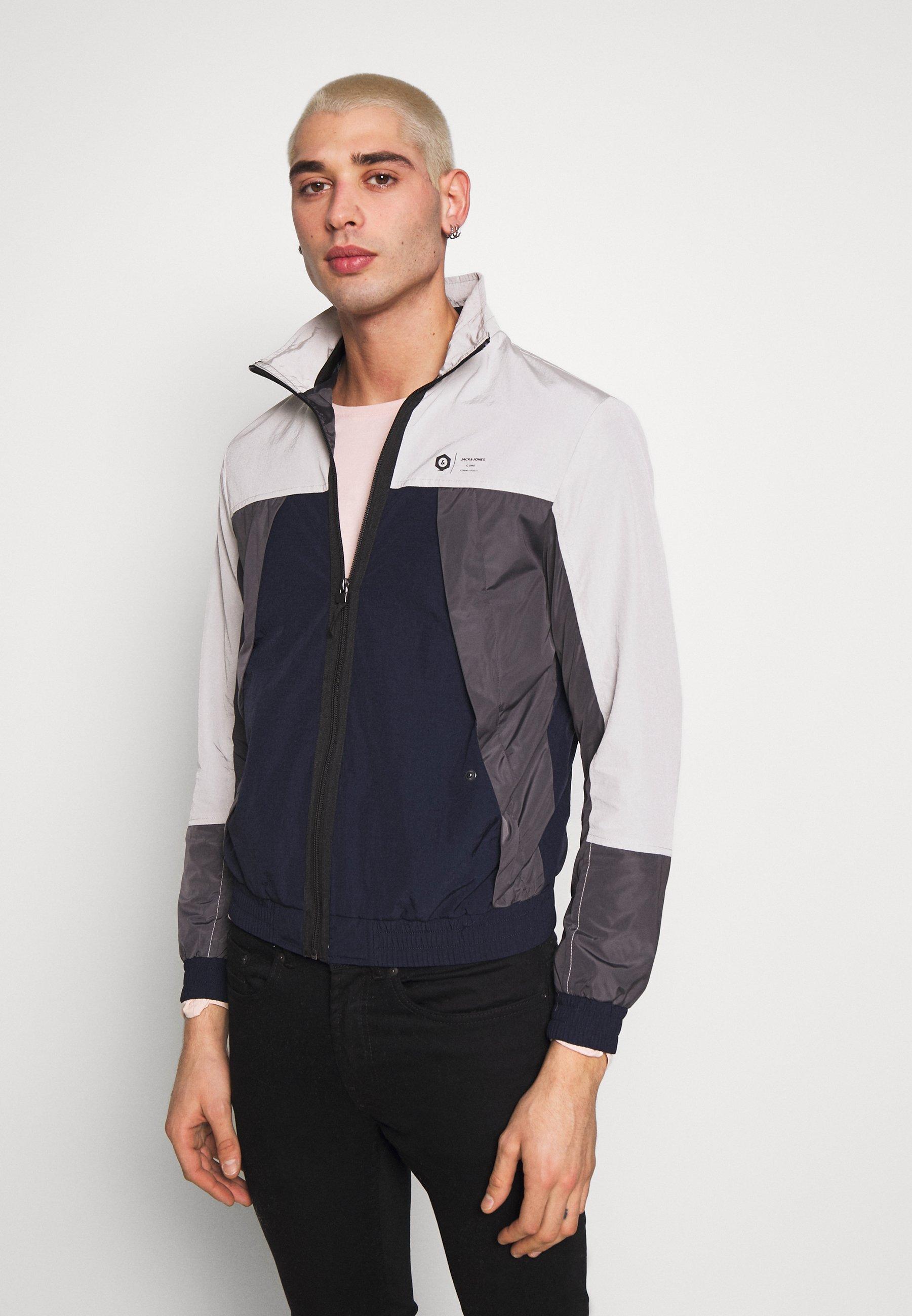Men JCOZONE - Summer jacket