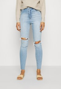 Abrand Jeans - A HIGH ANKLE BASHER - Jeans Skinny Fit - lonestar - 0