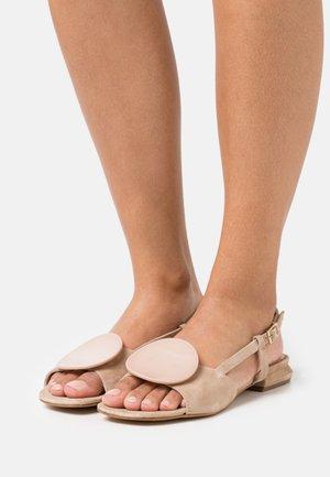 ONICE - Sandals - grigio talpa
