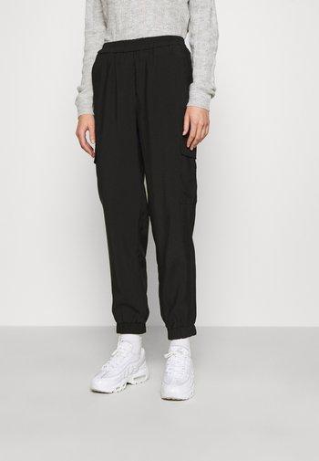 ONLMISTY LONG PANT  - Trousers - black