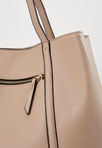 Anna Field - SHOPPING BAG / POUCH SET - Velká kabelka - beige - 5