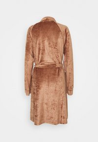 Underprotection - SOPHIE ROBE - Dressing gown - clay - 7